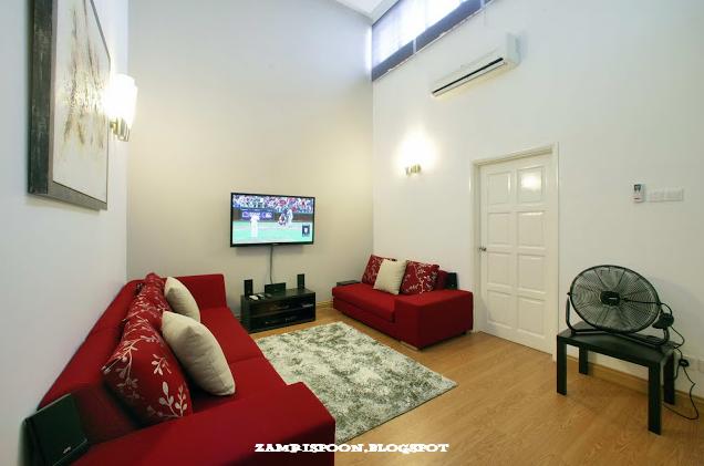 Gambar Menarik Rumah Farah Fauzana - Ext Dan Int