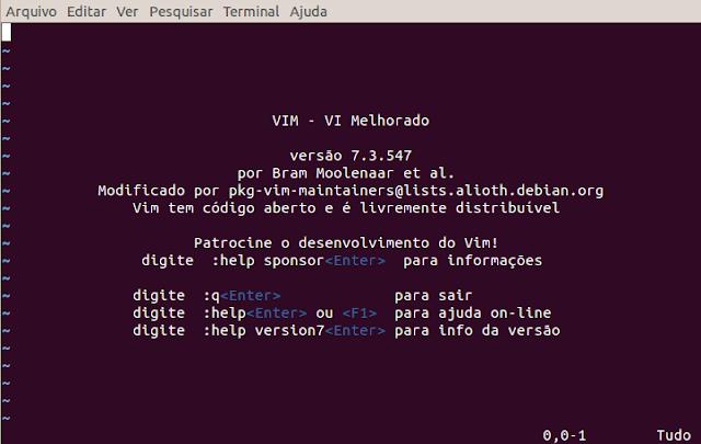 vim-editor-de-texto-para-linux-instalacao