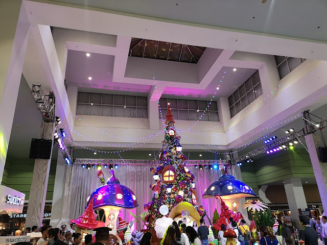 Enchanted Christmas Woodland at SM Southmall