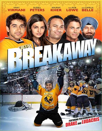 Breakaway (2011) Hindi 720p WEB-DL