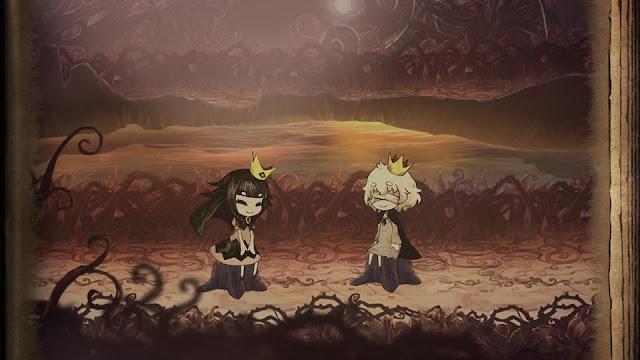 Análise: Liar Princess and the Blind Prince (Switch) é um encantador e melancólico conto de fadas