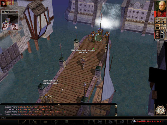 Neverwinter Nights Gameplay Screenshot 1