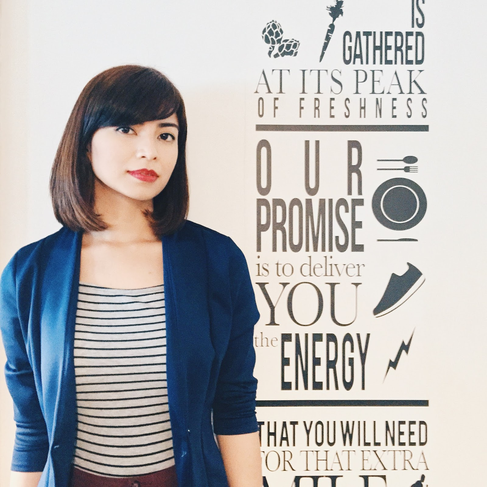 the lifestyle hub: glaiza de castro's 'synthesis'