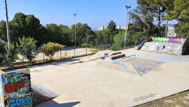 skatepark marseille fontainieu