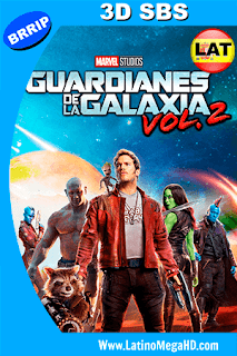 Guardianes De La Galaxia Vol. 2 (2017) [IMAX Edition] Latino Full 3D SBS 1080P - 2017