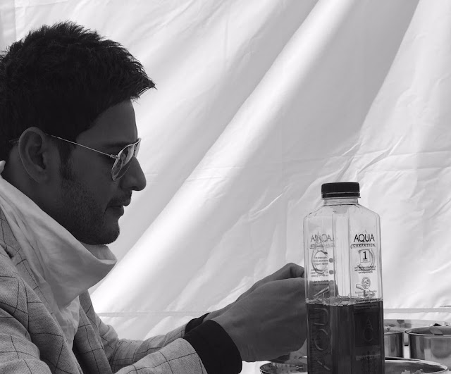 Mahesh babu 'Spyder' Movie Latest Photos