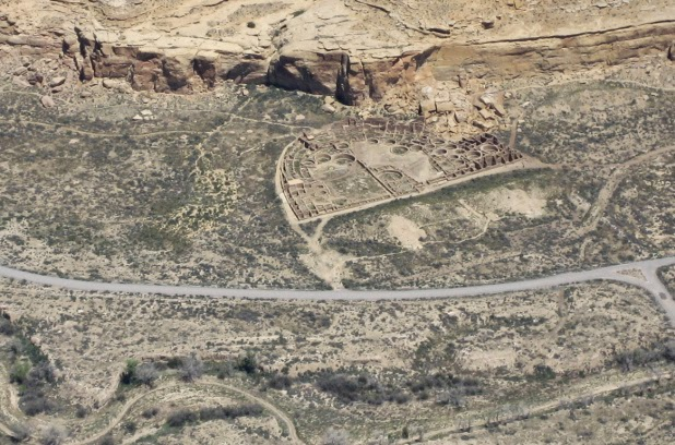 Drones unearth more details about Chaco culture