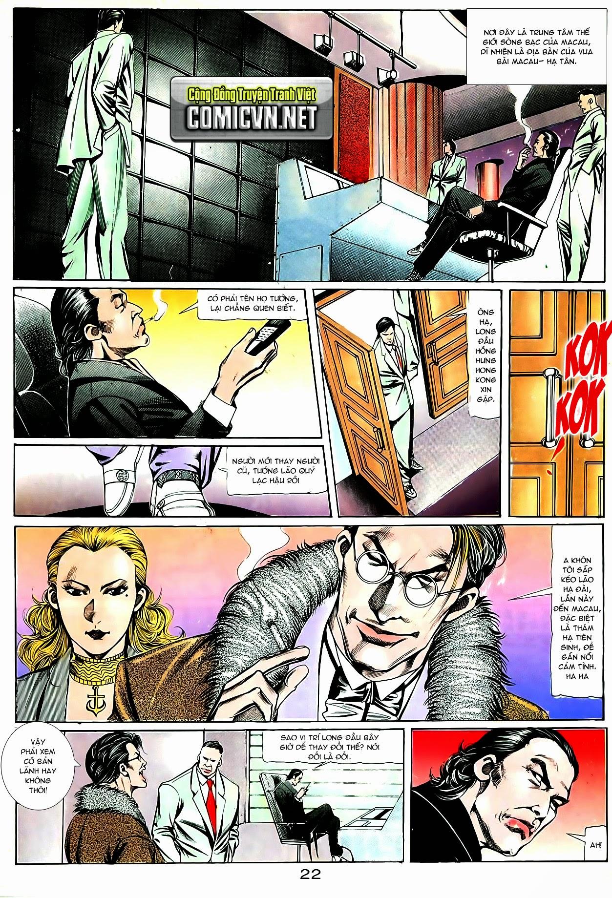 Người Trong Giang Hồ chapter 84: đỗ vương hạ tân trang 25