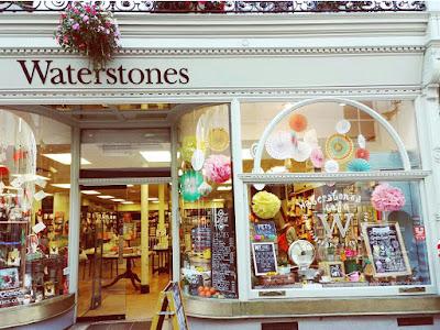 waterstones-bournemouth-buchhandlung