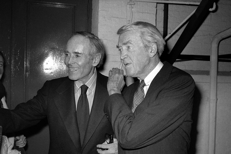 Image result for fonda and stewart old friends