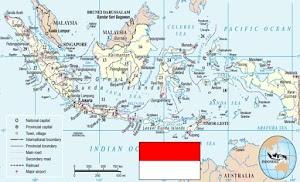 Profil dan Peta Negara Indonesia