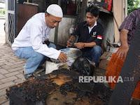 FPI Kembali Diteror, Bom Molotov Ledakkan Posko DPC FPI Cimanggis