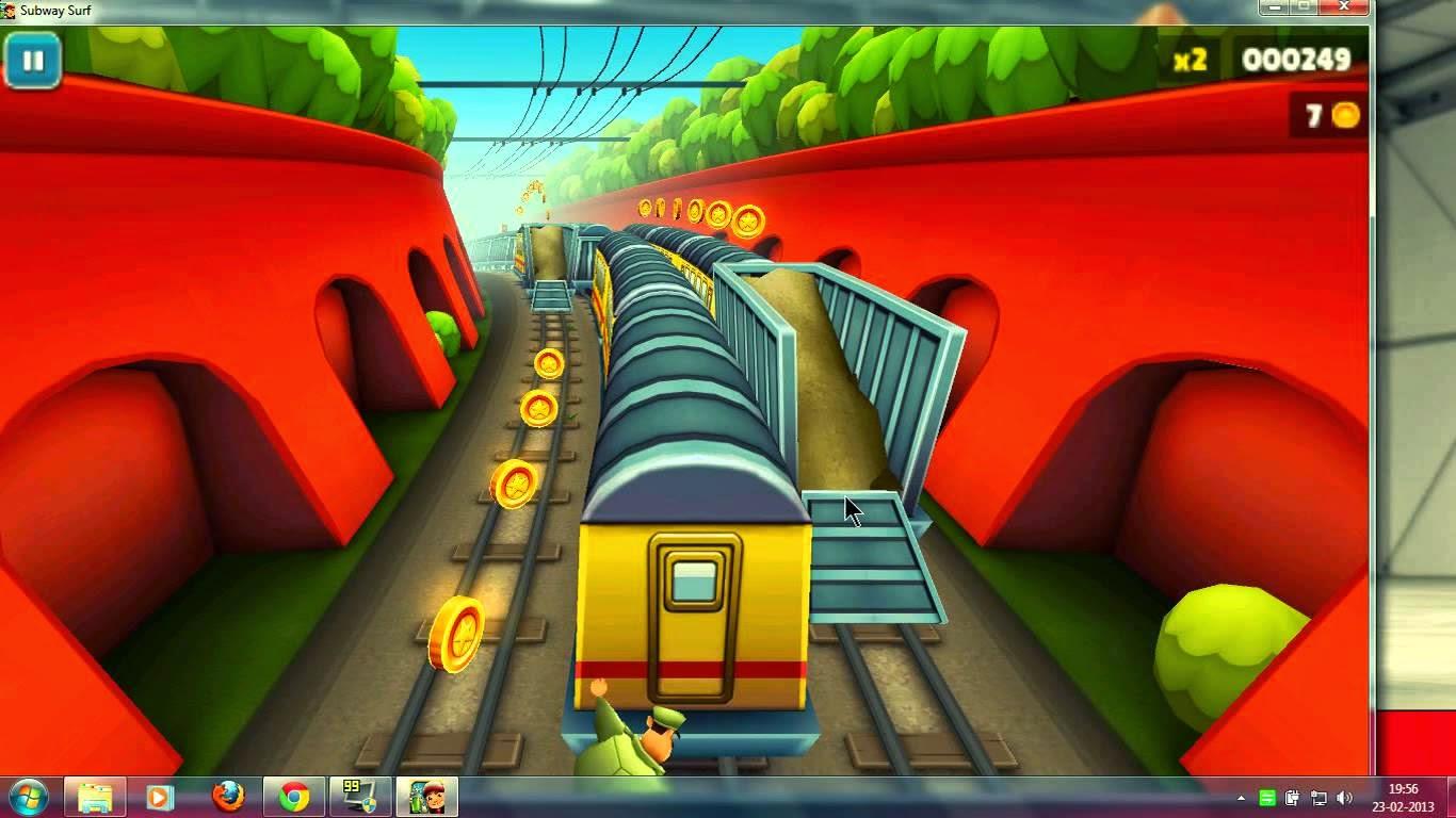 Download Game Subway Surfers untuk PC Gratis ~ bulung software