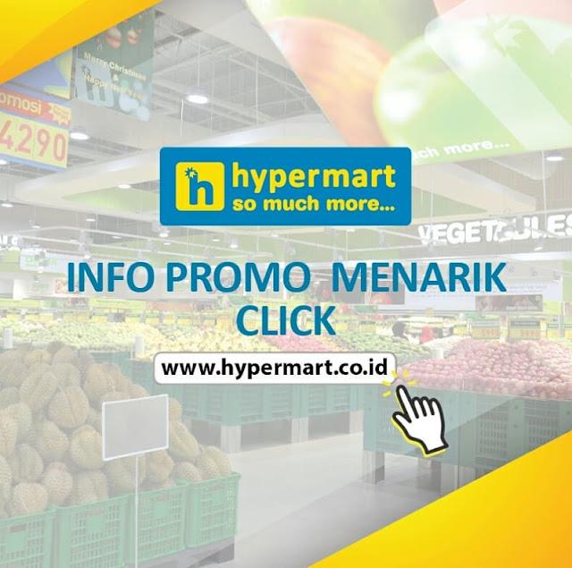 Katalog Harga HYPERMART Promo Weekday Periode 7-10 Mei 2018