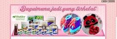 Tempahan Design Blog Siti Hajar