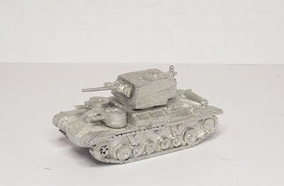 BRV6 - A9 Mk I / Cruiser Mk I (Vickers)