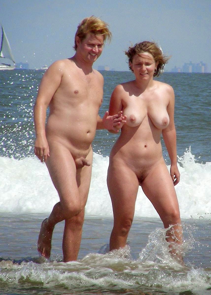 Magnificent family nudist naturist
