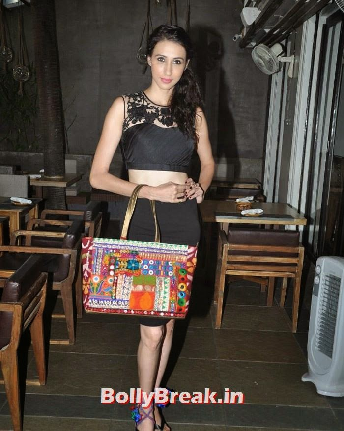 Alesia Raut, Pics from Zeba Kohli's Show 'Project Seven' Preview