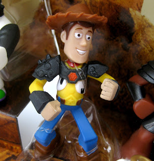 toy story buddy pack that time forgot woody