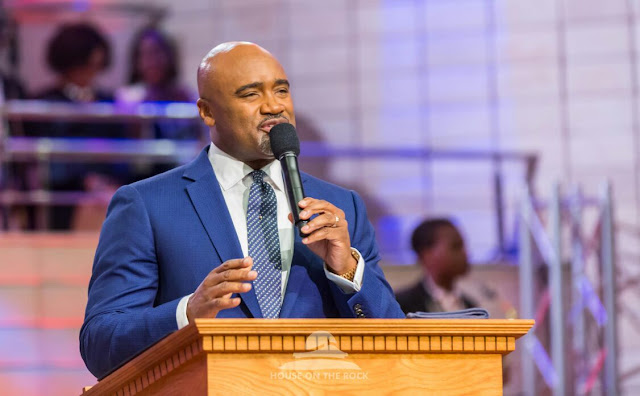 31 Powerful Quotes From Pastor Paul Adefarasin on 'Favour'