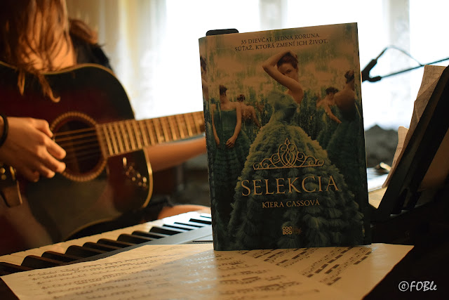 The Selection- Selekcia (Kiera Cass)- recenzia, review