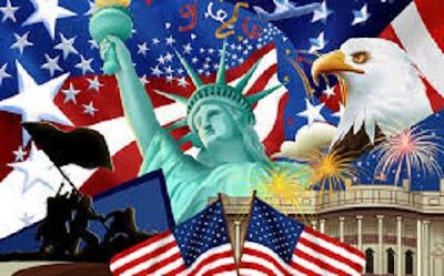 Efemérides y Días Feriados de Estados Unidos de América Por Mes