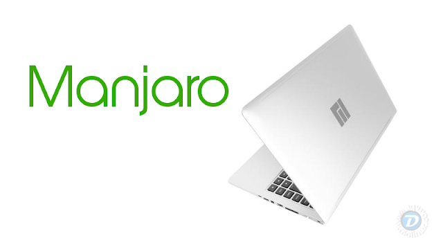 Manjaro Linux Notebook