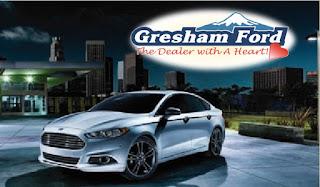gresham ford making  green easy  fusion energi plug  hybrid review