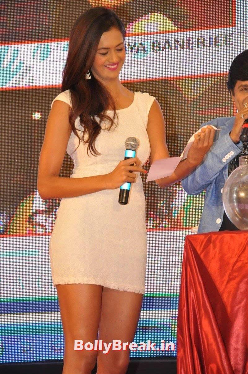 Actress Shubra Aiyappa images, Shubra Aiyappa hot Figure Hd Pics in White Dress