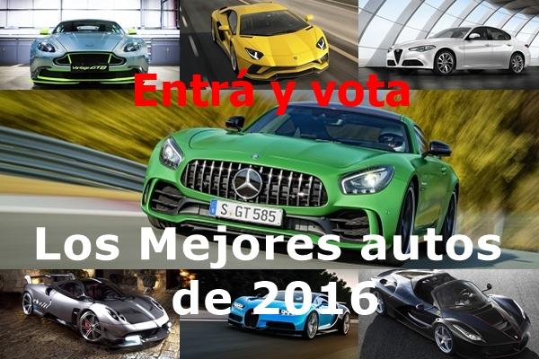 Los mejores autos del 2016