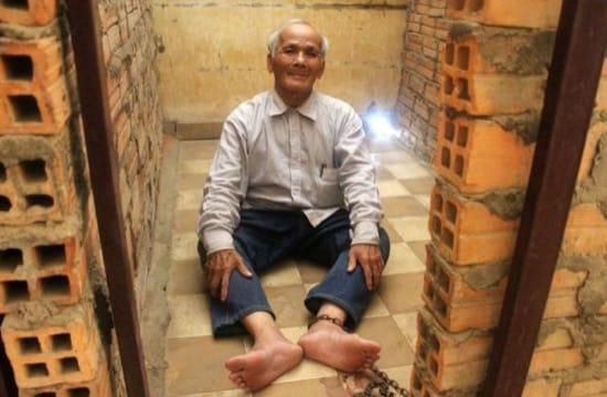 Bou Beng, el retratista de Pol Pot