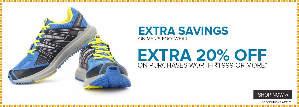 Flipkart discount coupons for shoes