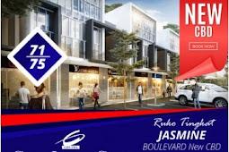 Ruko Jasmine Boulevard