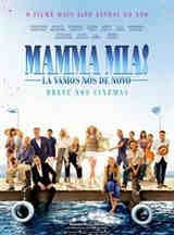 Imagem Mamma Mia! Lá Vamos Nós de Novo 2018 - Legendado
