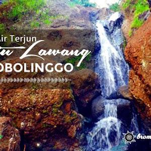 Air Terjun Watu Lawang Probolinggo, sebuah petualangan yang mengasyikkan