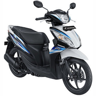 Harga Honda Spacy CW Helm In PGM-FI April 2016