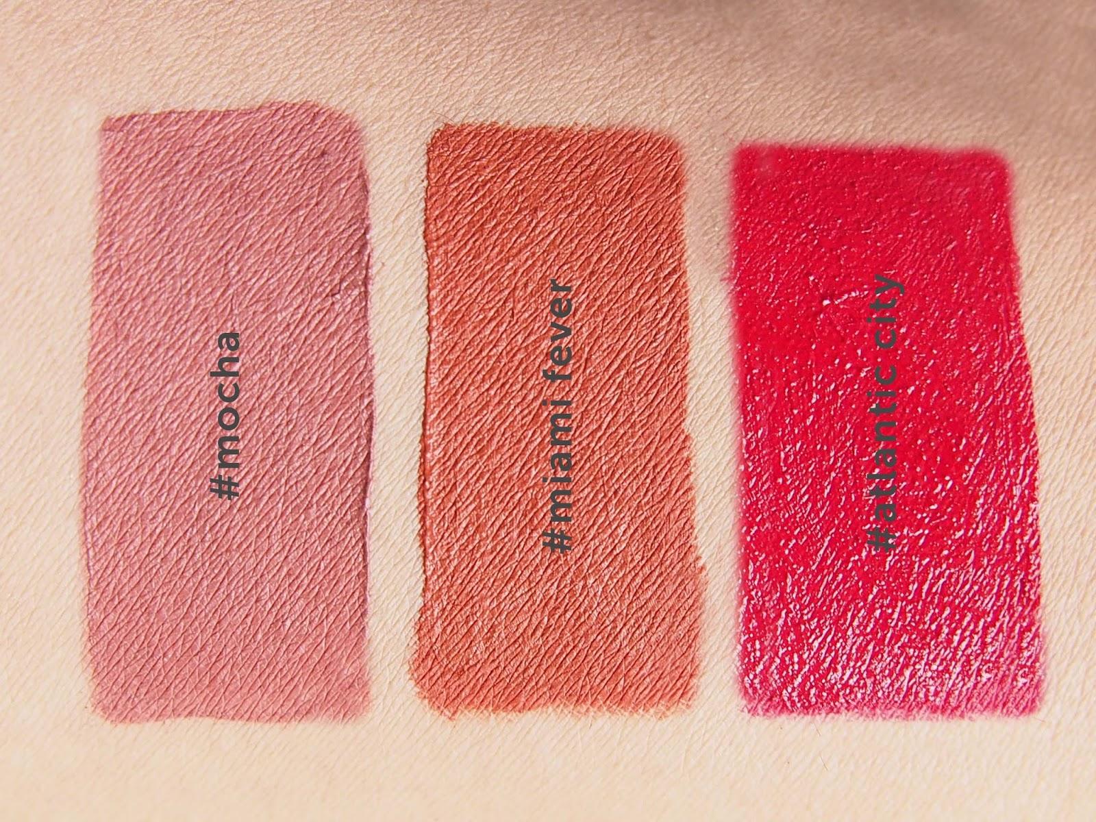 Long Lasting Liquid Lipstick by ofra #9