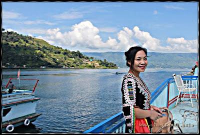 Percutian Bajet Ke Danau Toba, Sumatra Indonesia