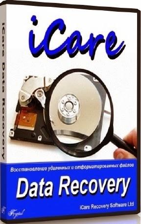 Mengembalikan File Terhapus | iCare Data Recovery Pro 5.1 (Portable)