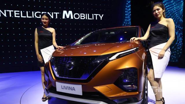Nissan Livina model 2019