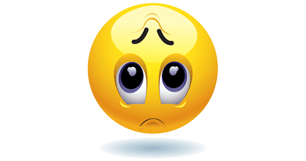 Sad Emoticon | Symbols & Emoticons
