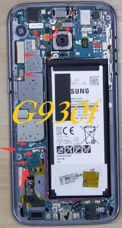 S7 /S7 edge DEMO G930X/g935X conversion to G930f/G935F