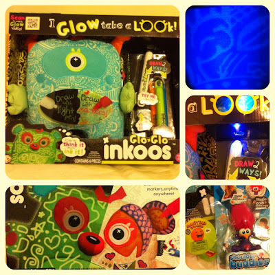 Glo Glo Inkoos, Shoulder buddies review