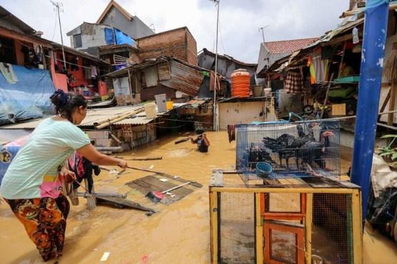 Antisipasi Pemerintah Soal Penanganan Banjir Jakarta