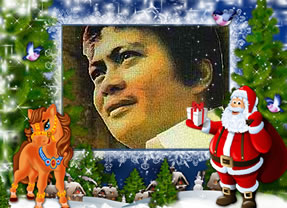 List of Ric Manrique Jr. Christmas Songs