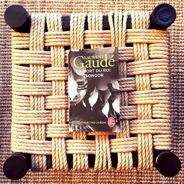 La mort du roi Tsongor, Laurent Gaudé