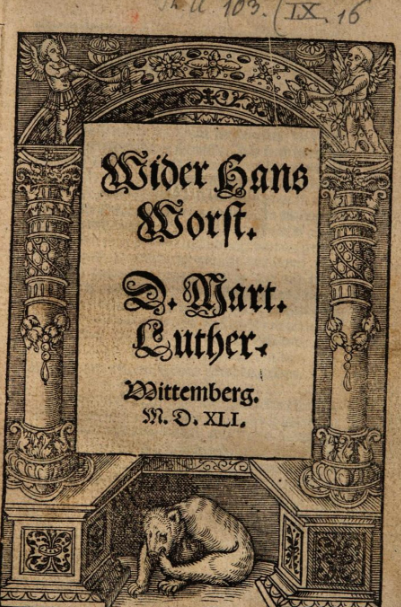 the impact of the indulgence controversy of 1517 on the german reformation And the german reformation to 1555 a)  luther's protest, 1517-21 the indulgence controversy and the 95 theses b)  the impact of reforming popes.