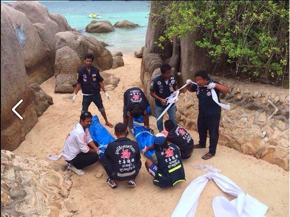 Death Island Koh Tao: British backpackers mum open up