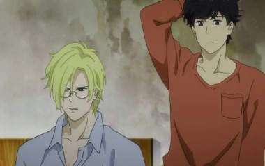 Banana Fish – Episódio 11