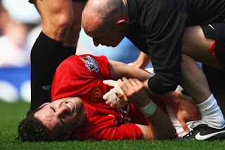 Football S Most Players Injured
